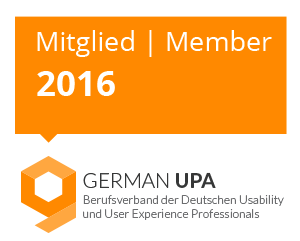 Member bei German Usability