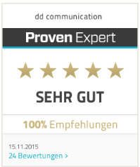 Bewertungen von dd communication